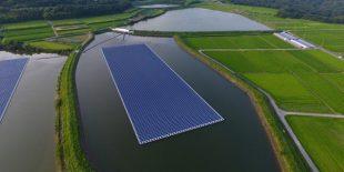 Su yüzeyine inşa edilen santrallerde hızlı büyüme görülecek