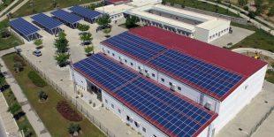 İzmir Büyükşehir Belediyesi güneş enerjisi yatırımı yaptı
