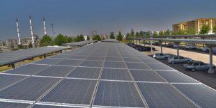 Diyarbakır Belediyesi güneşte 1,5 MW'ı aştı