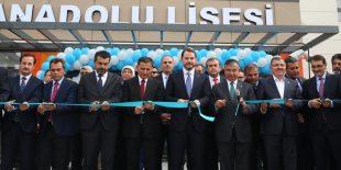 İlk Yeşil Kamu Binası Açıldı