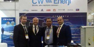 CW Enerji İhracat Ağına Ukrayna'yı Ekledi