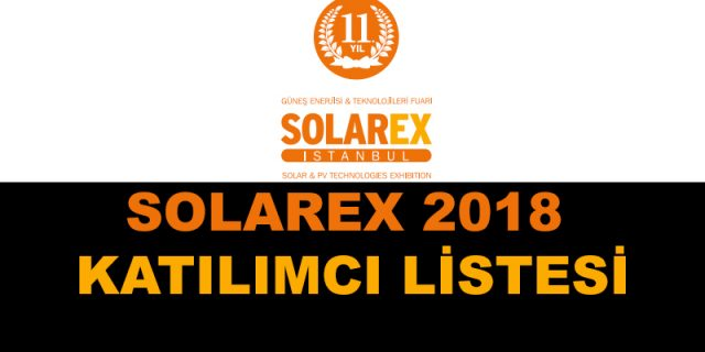 solarex-2018-katilimci-listesi