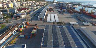 Ceynak'ta Tüm Tesisler Elektriği Güneşten Alacak