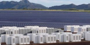 Dünyanın En Büyük Hidrojen Bazlı Depolama ve Güneş Enerji Santral Projesi Başladı