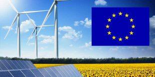 AB Yenilenebilir Enerjide Çıtayı Yükseltiyor