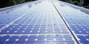 Güneş Enerjisine Devlet Destekli Dev yatırım