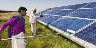 Hindistan, Yeşil Enerji Sektöründe Yabancı Yatırımcıyla Büyüyor