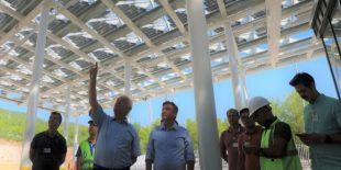 Muğla'daki Otogar Kendi Elektriğini Üretecek