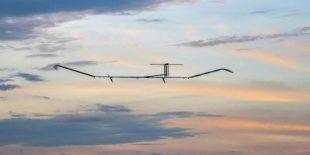 Airbus'ın Güneş Enerjili Uçağından Dayanıklılık Rekoru
